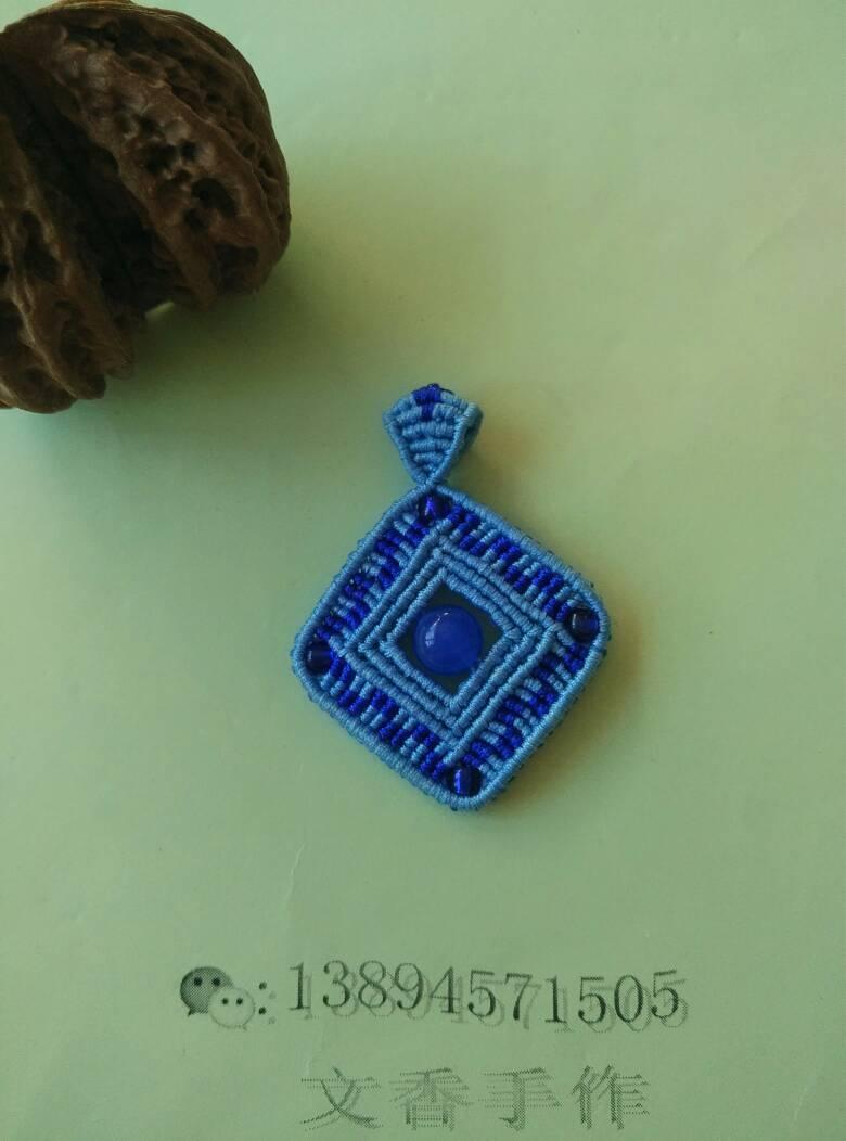 中国结论坛 几何吊坠  作品展示 165825ntc9la60l92iha89