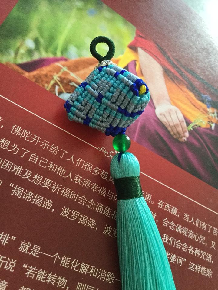 中国结论坛 小粽子,早就想编了  作品展示 150757wvogii5vjq64rcir