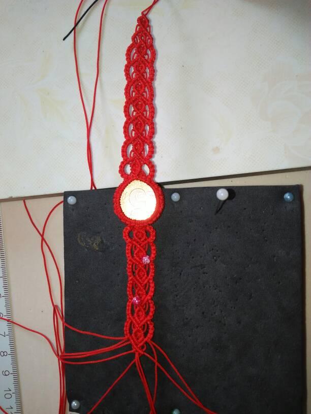 中国结论坛 硬币手链  作品展示 140945yzm244ycw4yz4c44