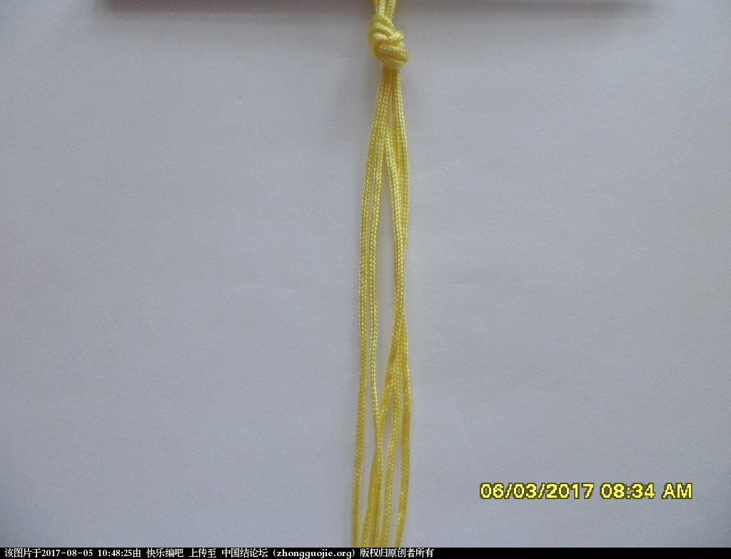 中国结论坛 更新版串珠手绳(2)  图文教程区 103418ql11wa1g1wcdg6tc