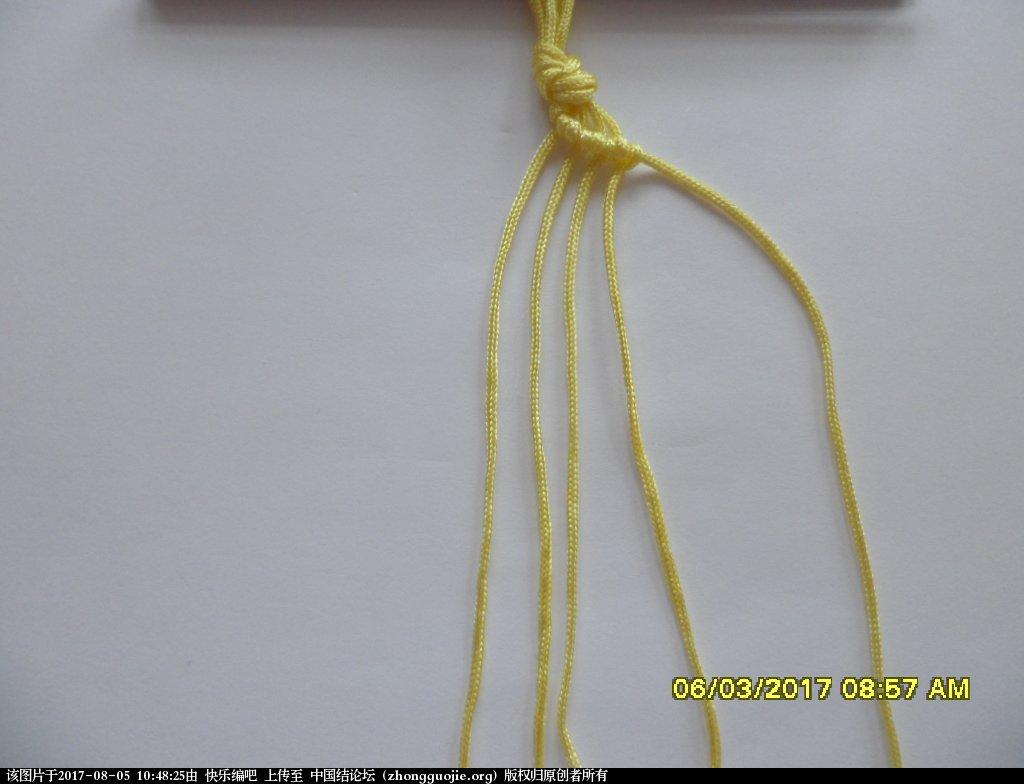 中国结论坛 更新版串珠手绳(2)  图文教程区 103554yk9khkztwt3grg9w