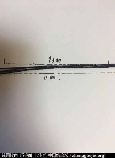 中国结论坛 绕线双环心结 双环结编法图解最简单,双环结领带打法视频,双环八字结打法图解,领带双环结怎么打,双环结打法图解 图文教程区 134428an75616o0u5v6m5q