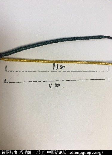 中国结论坛 绕线双环心结 双环结编法图解最简单,双环结领带打法视频,双环八字结打法图解,领带双环结怎么打,双环结打法图解 图文教程区 134435yutjq4t3tbt1j4mt