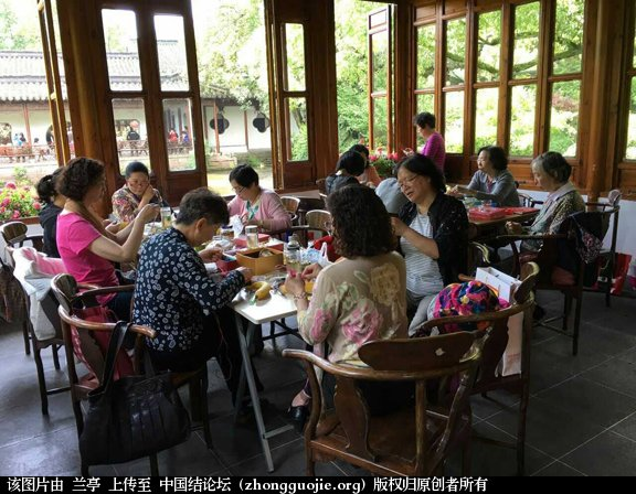 中国结论坛 美丽的星期二---记杭州结艺沙龙活动  结艺网各地联谊会 172520w6hhvdxthw6w4o5x