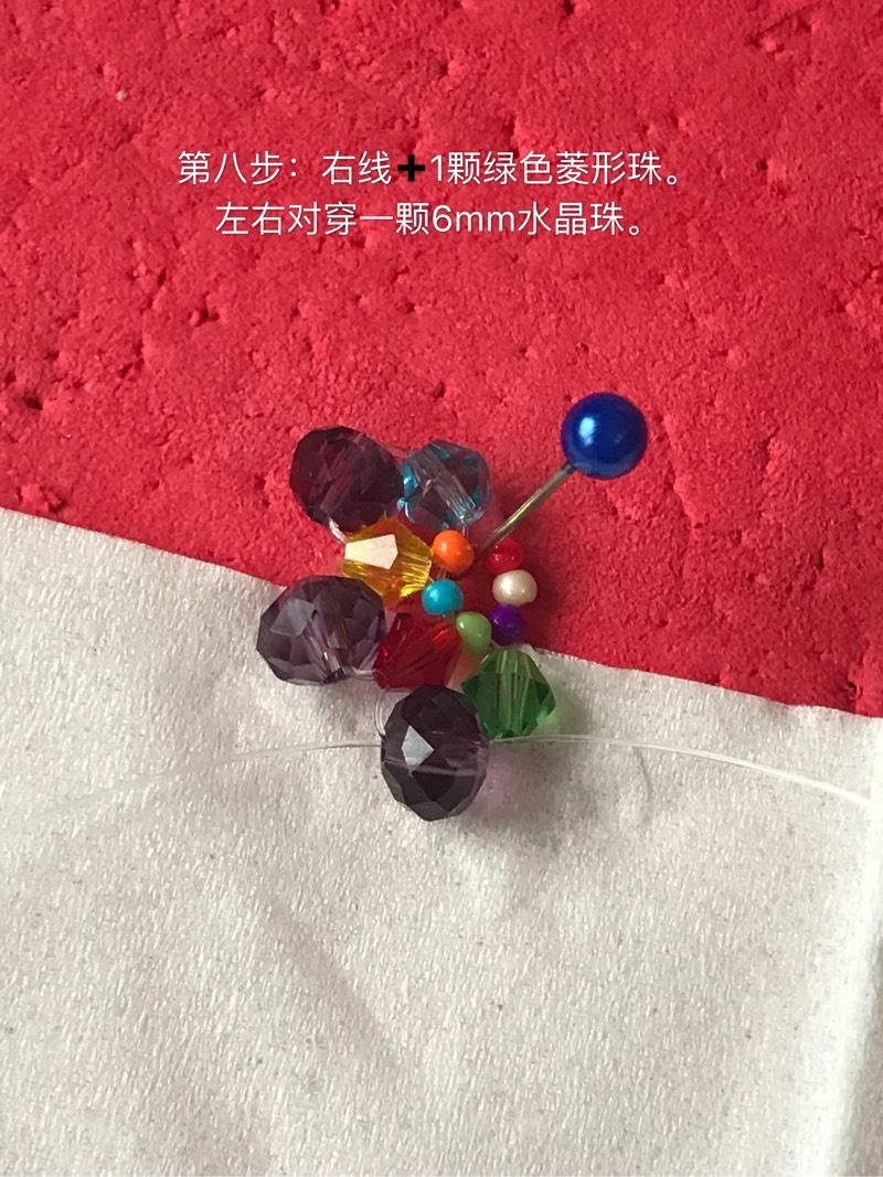 中国结论坛 简单的串珠戒指  串珠其他手工资料分享 163817hhsggxvrqgzuvfx9