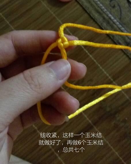 中国结论坛 仿编生肖老师的龙,有所改动,给大家做了个教程,希望对大家有所帮助  立体绳结教程与交流区 013338lz249com4m19ww2w