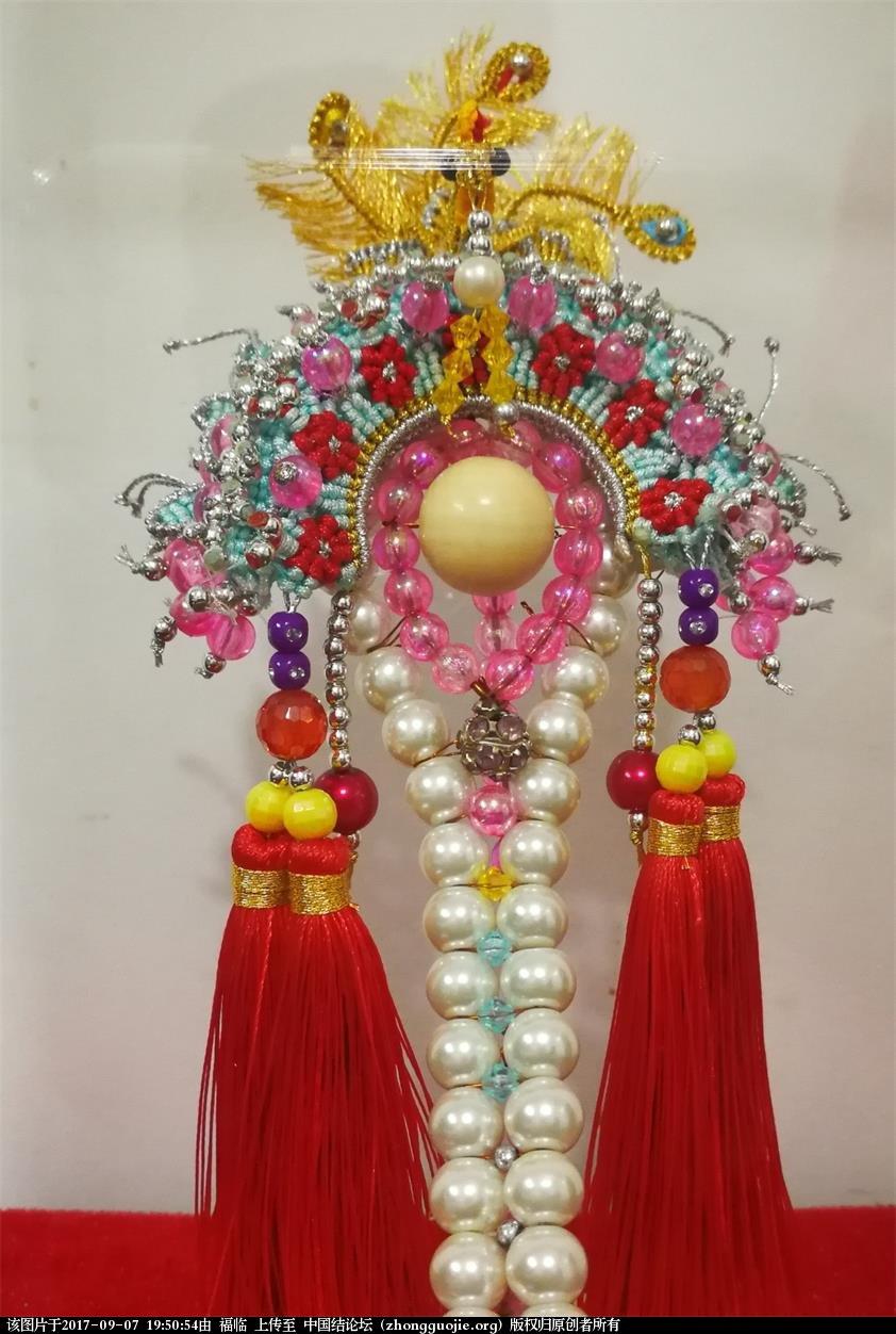 中国结论坛 做中国结已有50年左右,做一个原创的作品集。  作品展示 194852x616onjdudbf61x6