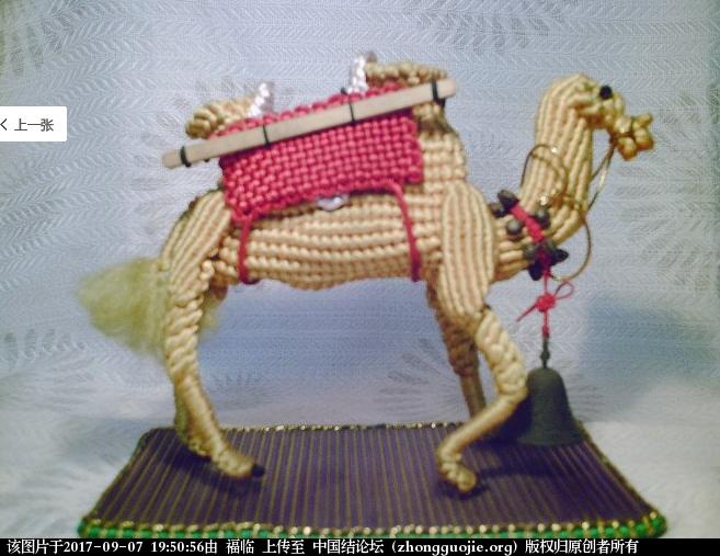 中国结论坛 做中国结已有50年左右,做一个原创的作品集。  作品展示 194914i36njnvslox6lvty