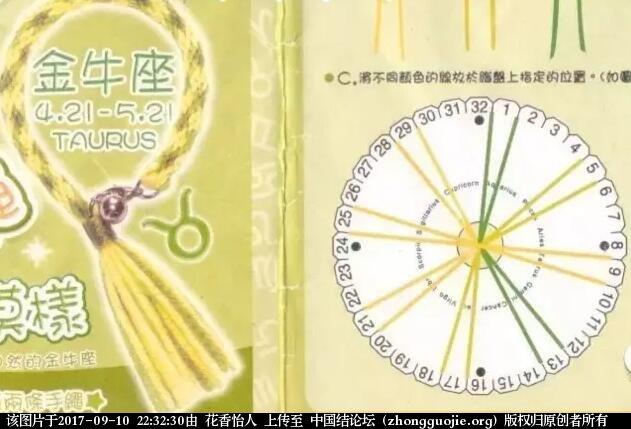 中国结论坛 十二星座幸运手链配线图  图文教程区 223122x1afzsc6ccm66zdm