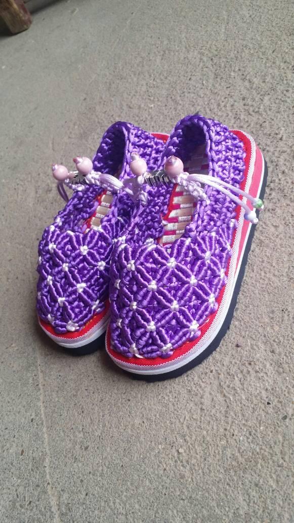 中国结论坛 天凉了,幼儿园的娃不能穿凉鞋了  作品展示 140142wcsmdebuuesqsigw