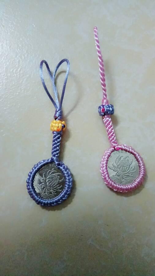中国结论坛 硬币小挂件  作品展示 220327ivv0kssw06su0tsf