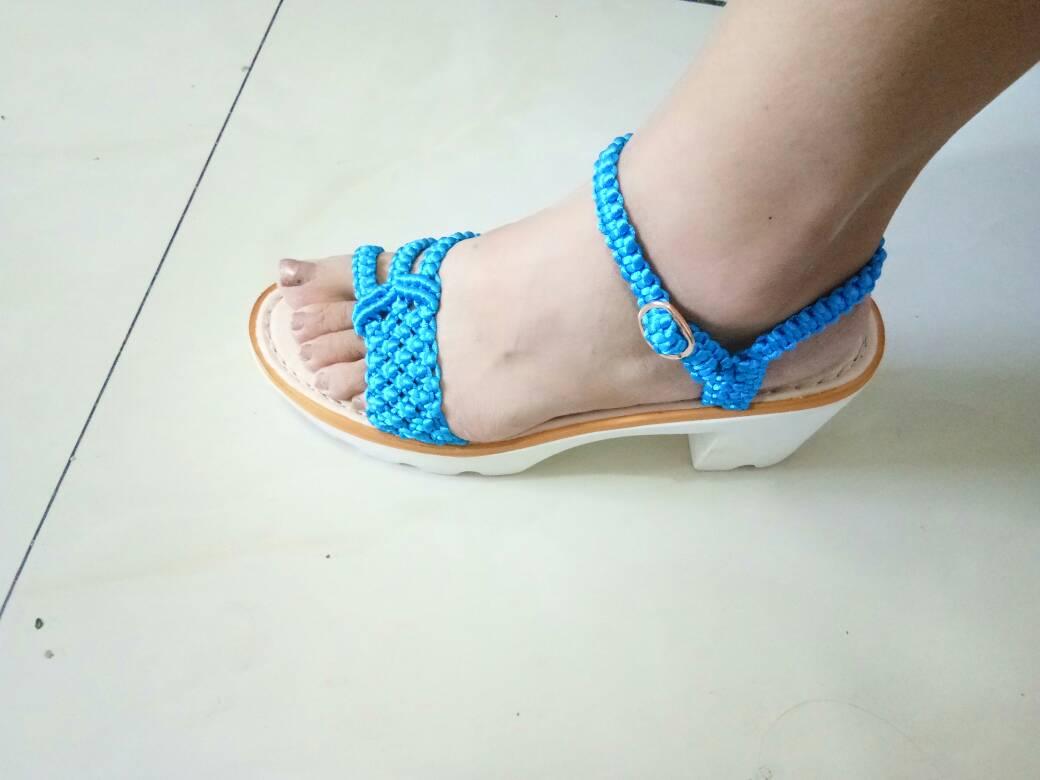 中国结论坛 箭型凉鞋  作品展示 052622dgkymymy9lyttdvy
