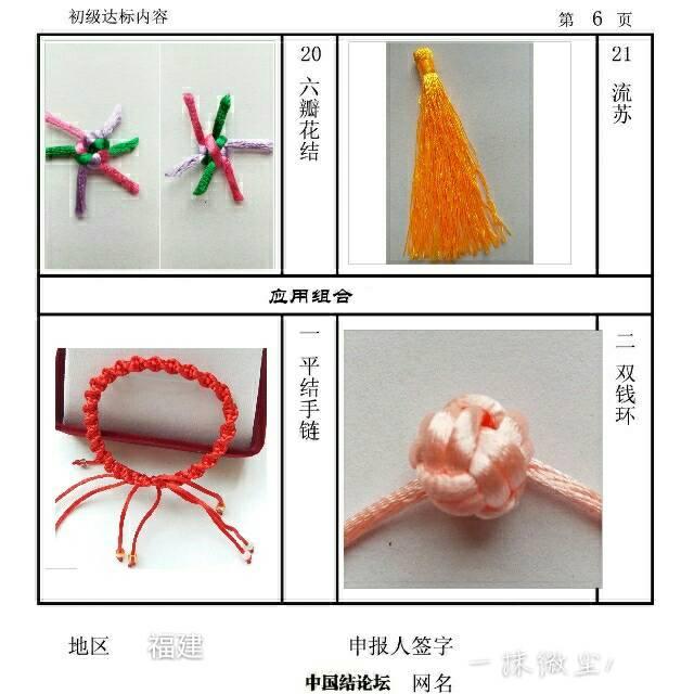 中国结论坛 一抹微尘1    初级达标申请稿件  中国绳结艺术分级达标审核 221026ulpaasrnhfrfe12n