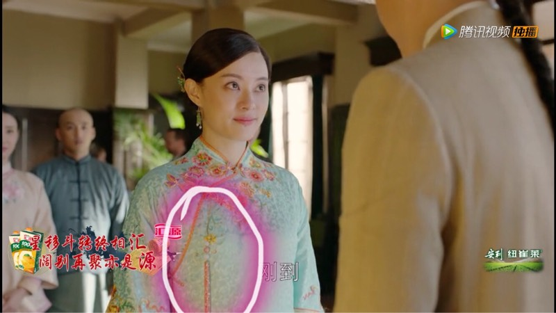 中国结论坛 《那年花开》仿款简单的周莹的挂饰  作品展示 141929khb11hbt3333km1t