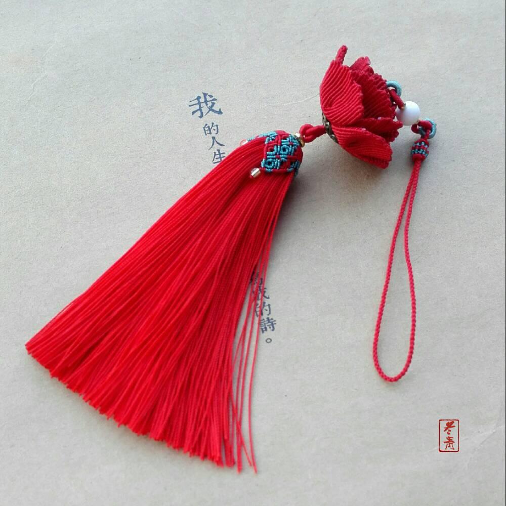 中国结论坛 牡丹花挂件  作品展示 152819r7dkcj7y74k5415c