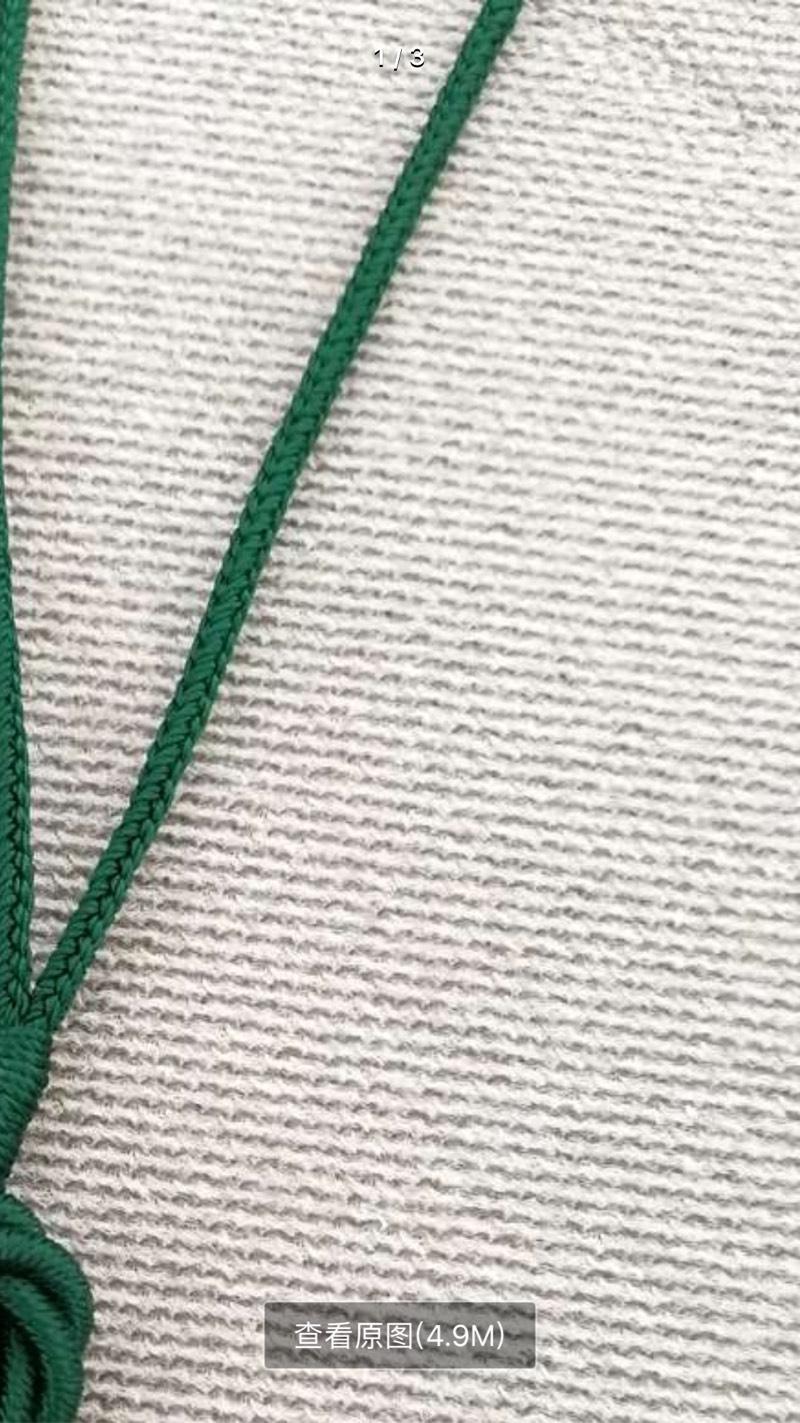 中国结论坛 求助各位大神,这个绳子是编的还是买的线呢  作品展示 193747kjxyj4psp53lzjm4