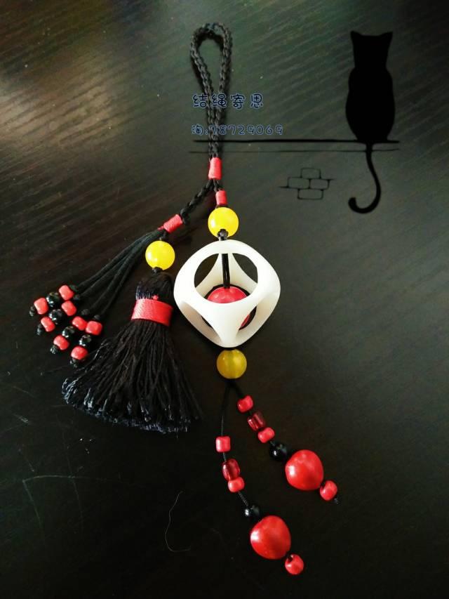 中国结论坛 菩提根玲珑钥匙挂件  作品展示 030025qqh1vq6ro4os6q1c
