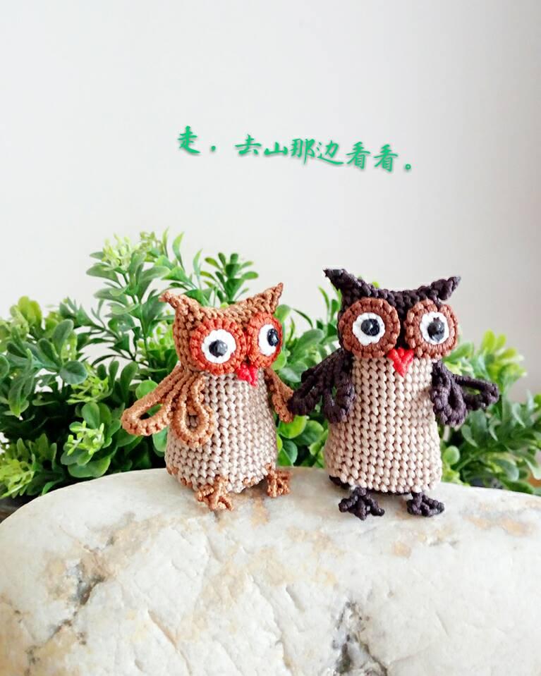中国结论坛 Hi,我们是猫头鹰  立体绳结教程与交流区 125422m9znfk693k6c3gwp