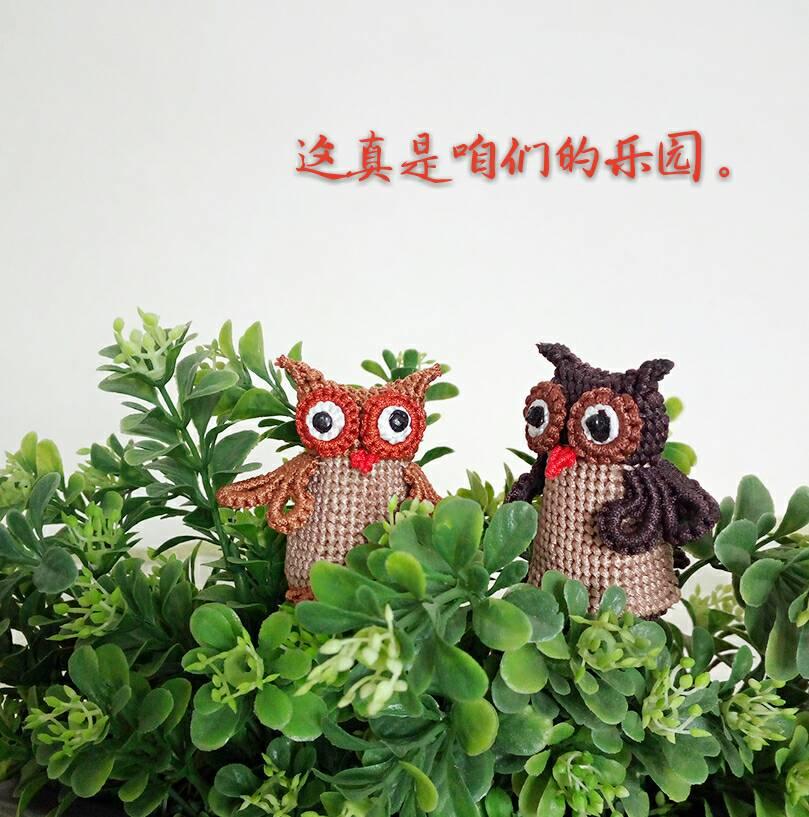 中国结论坛 Hi,我们是猫头鹰  立体绳结教程与交流区 125423xxnd9rzjnk9cgfc9