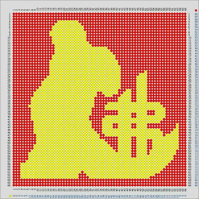 中国结论坛 布袋和尚(原创)字版  图文教程区