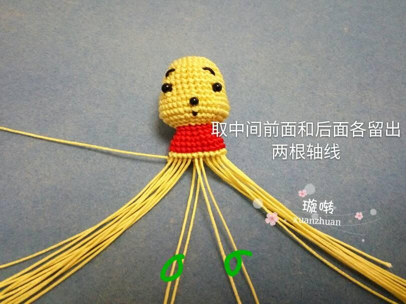中国结论坛 维尼熊教程  立体绳结教程与交流区 194545xiv4fofi4b7d7sdv