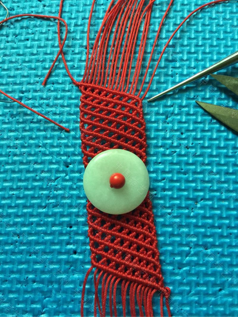 中国结论坛 本命年平安扣皮带扣  作品展示 191917iqff1dfqlt51wqu6