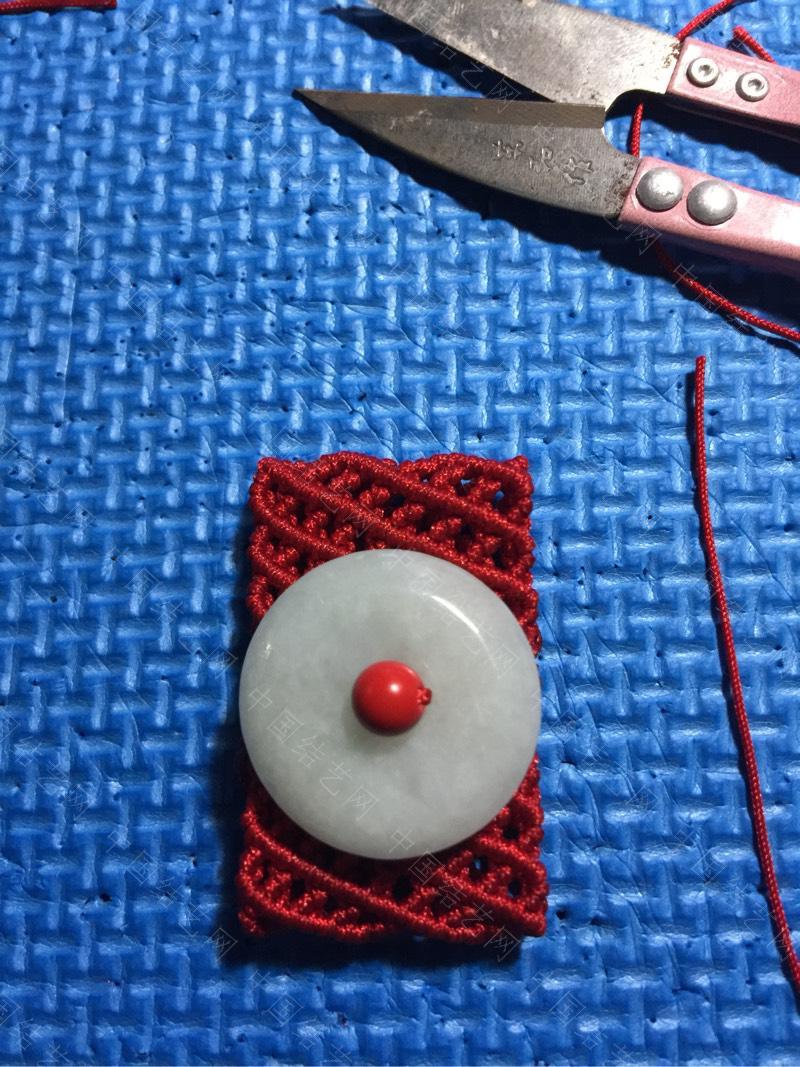 中国结论坛 本命年平安扣皮带扣  作品展示 191917q3a22cfx4gk3dwng