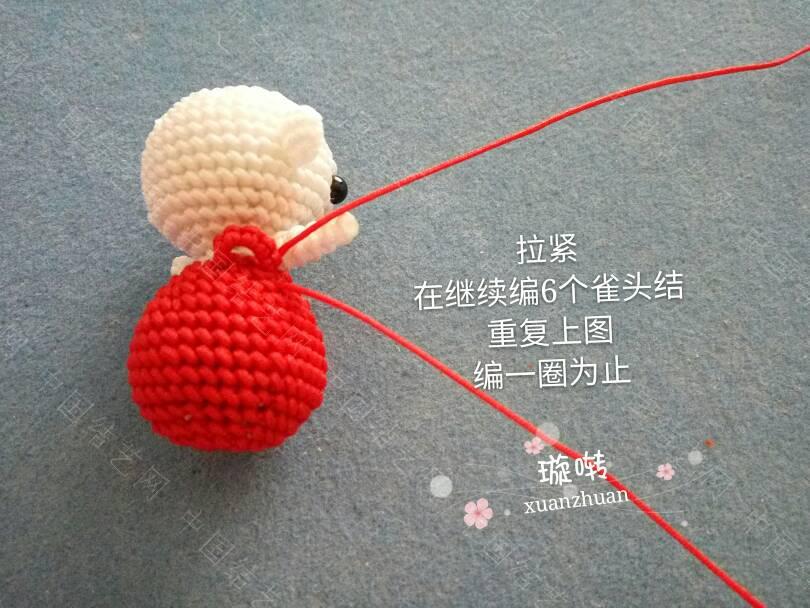 中国结论坛 福娃教程  立体绳结教程与交流区 120416y3bapf3595ll0rfl
