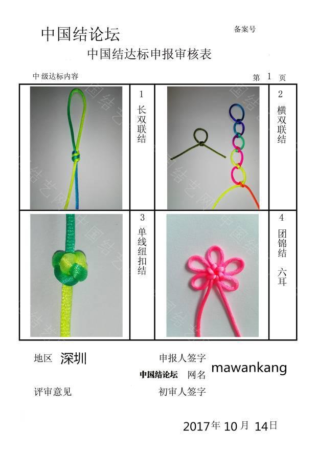 中国结论坛   中国绳结艺术分级达标审核 122238fzueuug0kk7v1yvc