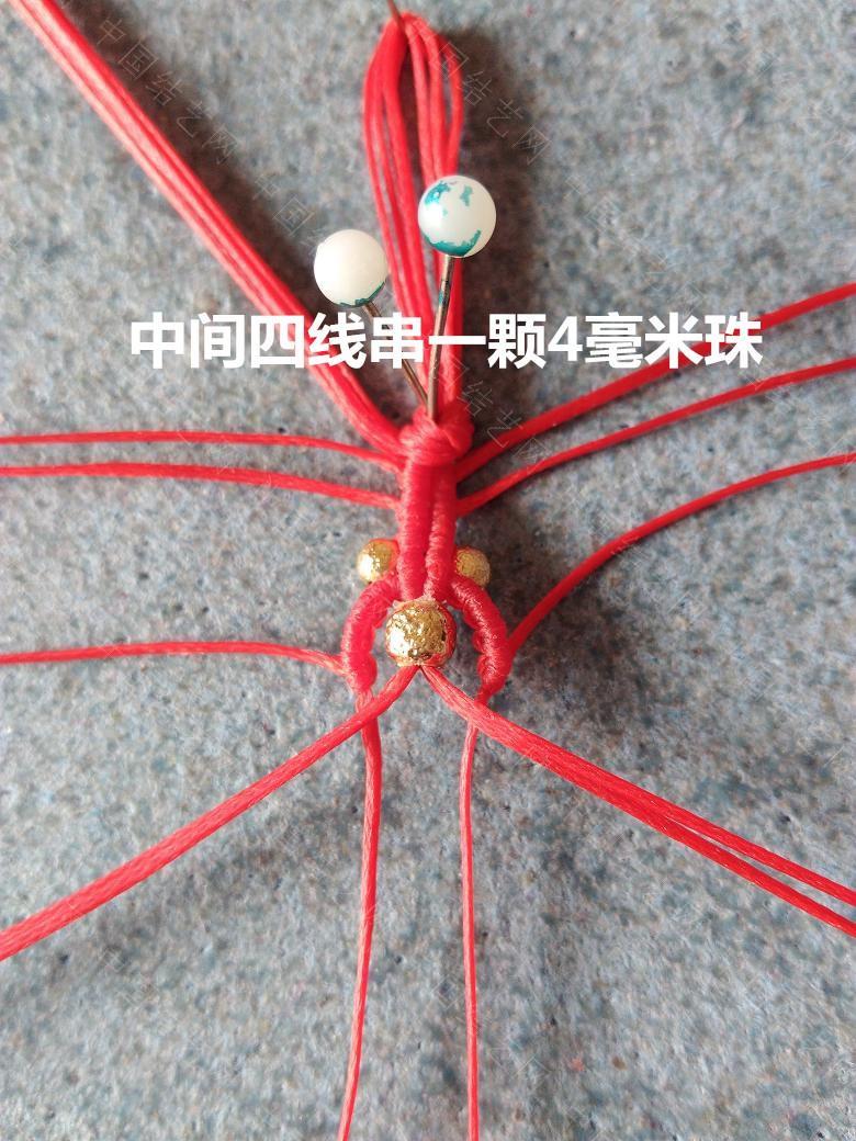 中国结论坛 三合小挂饰  图文教程区 145357fsjyxmk4tjj4m1sy