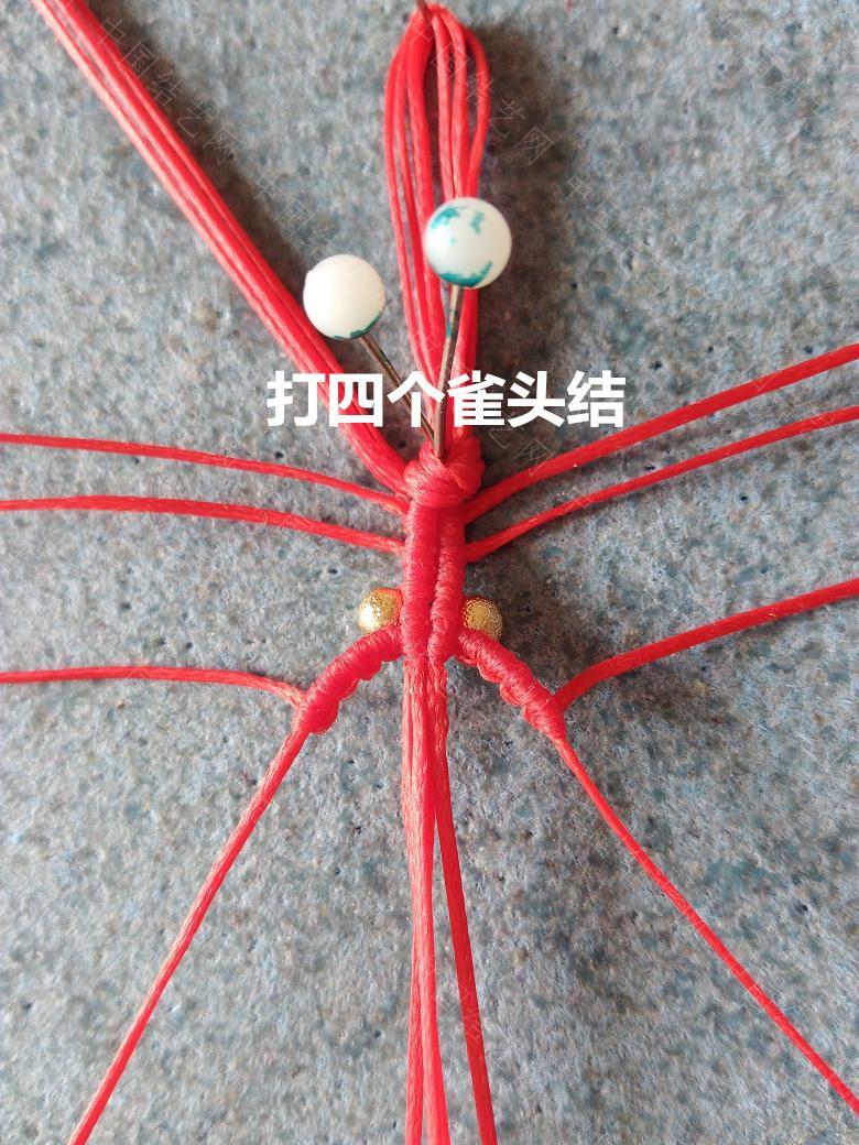 中国结论坛 三合小挂饰  图文教程区 145357ywi1cm1iv9fmmqou
