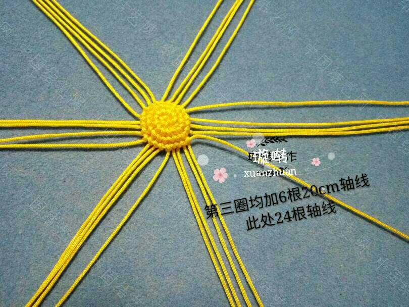 中国结论坛 皮卡丘教程  立体绳结教程与交流区 203523wqof0bdudsrys6sd
