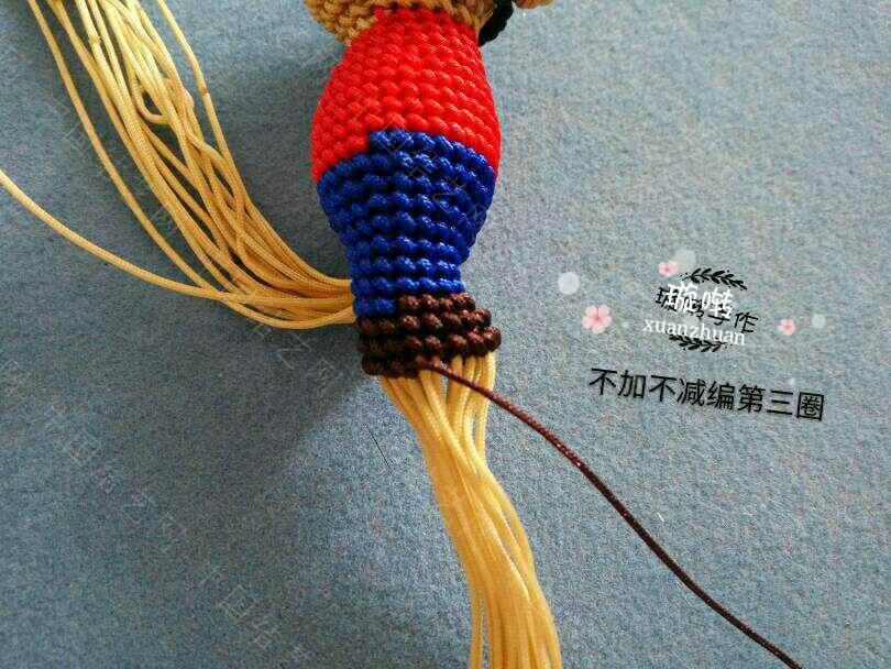 中国结论坛 超级玛丽教程  立体绳结教程与交流区 233105lzgkwxm9ngftui1s