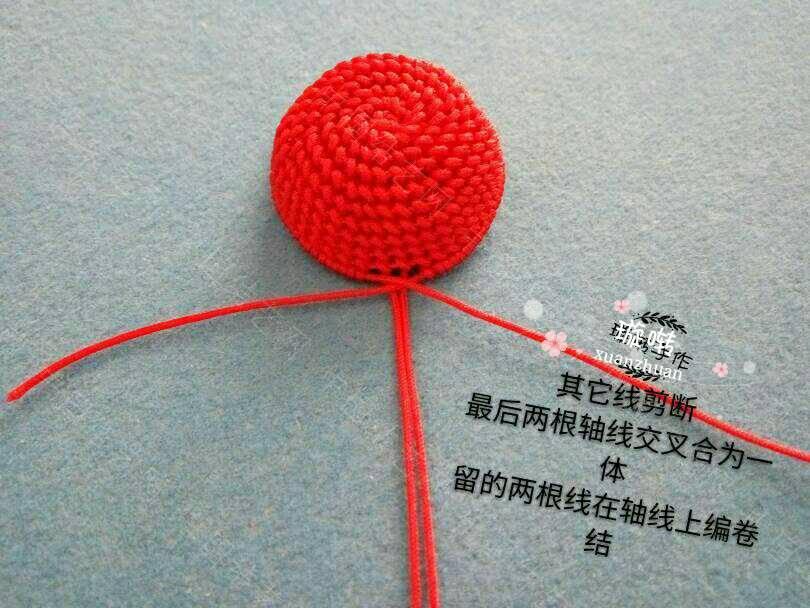 中国结论坛 超级玛丽教程  立体绳结教程与交流区 233115a8nr2l2u8roond2o