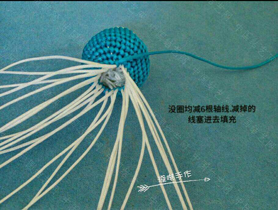 中国结论坛 哆啦A梦教程  立体绳结教程与交流区 074325o84f629w23tfmfr5