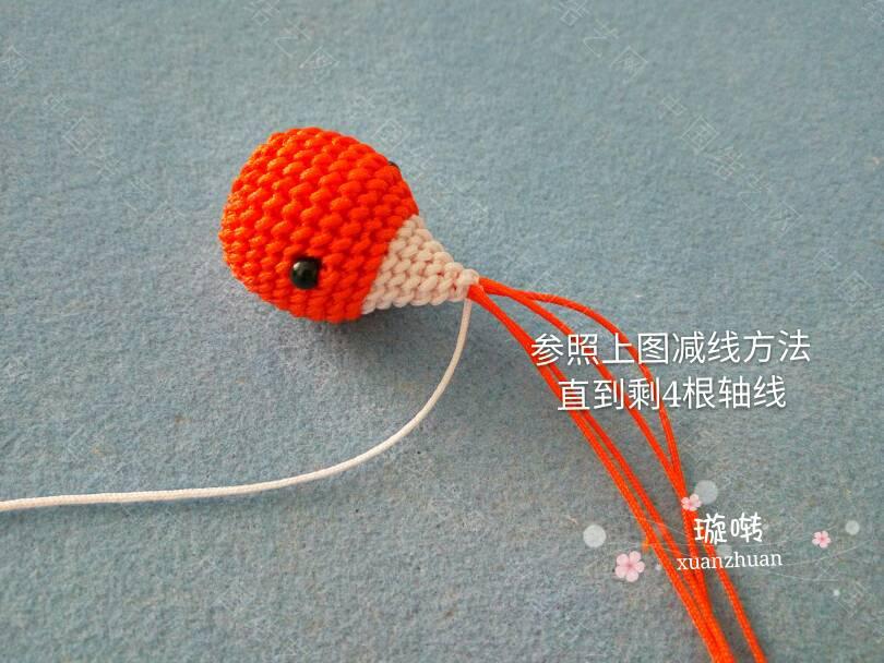 中国结论坛 狐狸教程  立体绳结教程与交流区 111542at43pb3tqun6um93