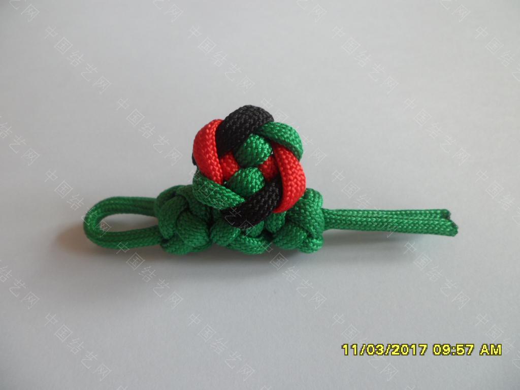 中国结论坛 一款伞绳戒指的编法 —— 吉祥结变奏曲(2) 吉祥结,变奏曲,变奏,吉祥,戒指 图文教程区 122659c8q7ldwjqxx9jaq9