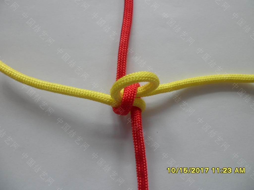 中国结论坛 一款伞绳戒指的编法 —— 吉祥结变奏曲(2) 吉祥结,变奏曲,变奏,吉祥,戒指 图文教程区 123050f2mkr07r3a0r4rp7