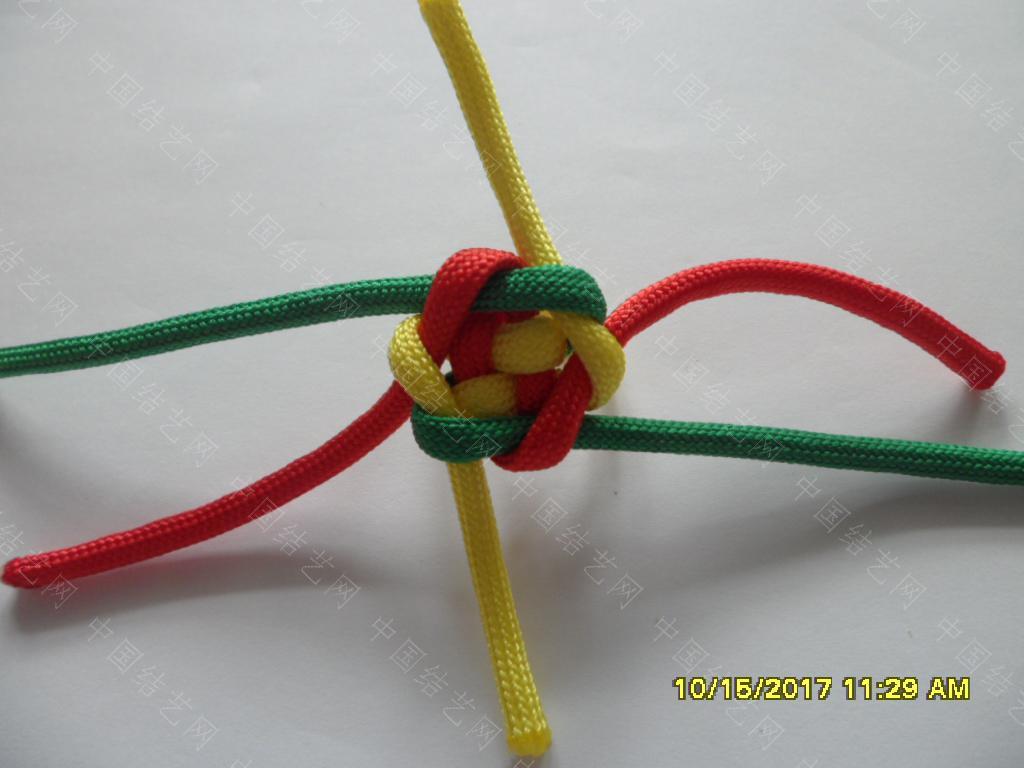 中国结论坛 一款伞绳戒指的编法 —— 吉祥结变奏曲(2) 吉祥结,变奏曲,变奏,吉祥,戒指 图文教程区 123221ppqzy1x1oiosw2gx