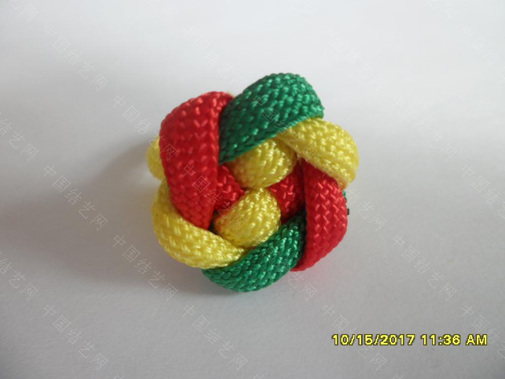 中国结论坛 一款伞绳戒指的编法 —— 吉祥结变奏曲(2) 吉祥结,变奏曲,变奏,吉祥,戒指 图文教程区 123315ltsjx6b6sbtcz330