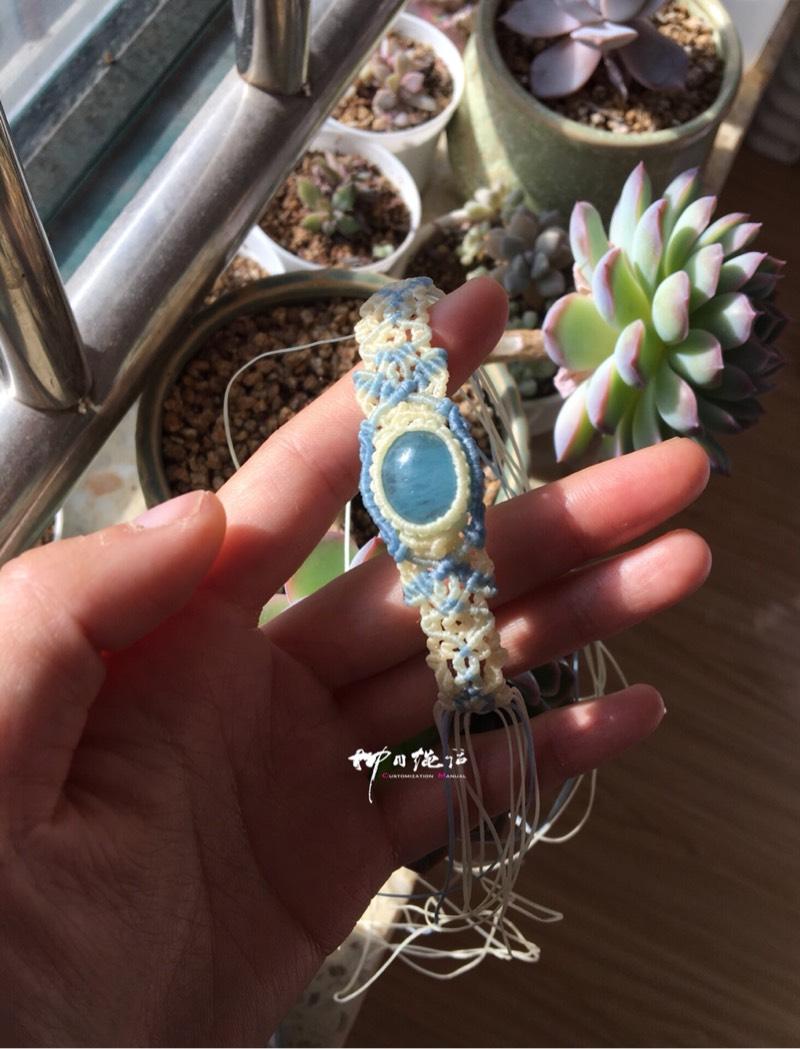 中国结论坛 海蓝宝手环  作品展示 133111cgckzpkfpuzfkkwc