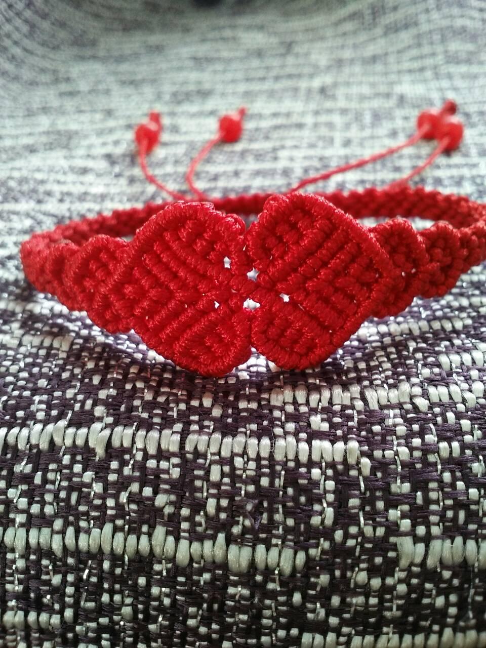 情侣手链编法图解,怎么编漂亮情侣手链编法