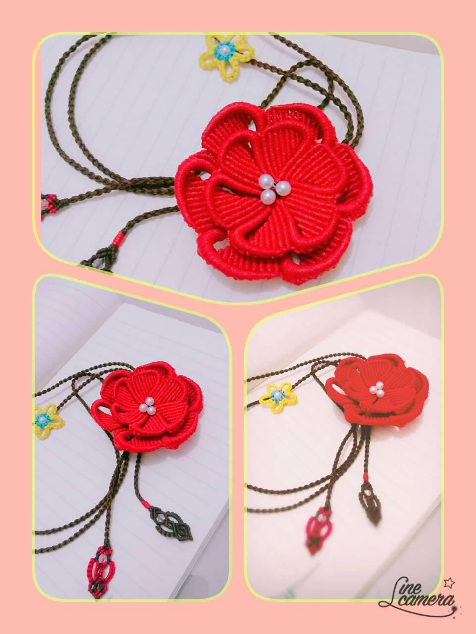 中国结论坛 花朵毛衣链  作品展示 231149tik7ddnuptrctcnp