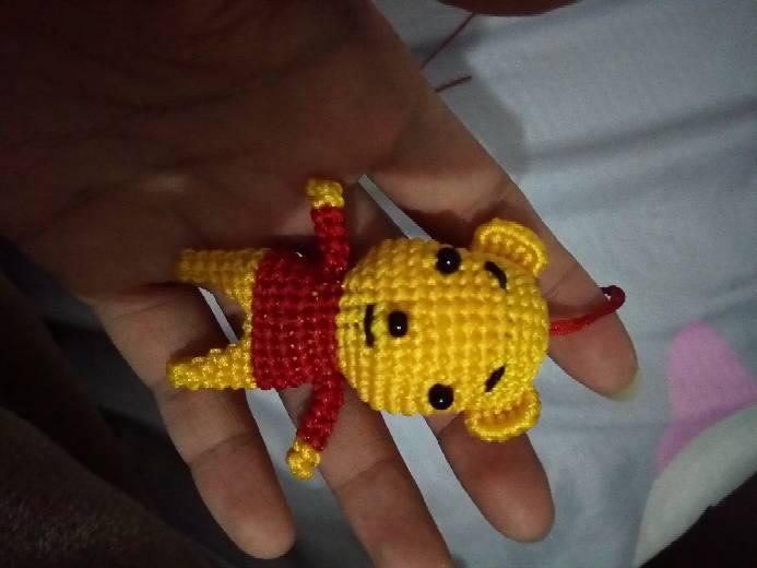 中国结论坛 仿编旋啭老师的第一个维尼熊,有待改善!  作品展示 001555x229fhqfh2cvcrqg