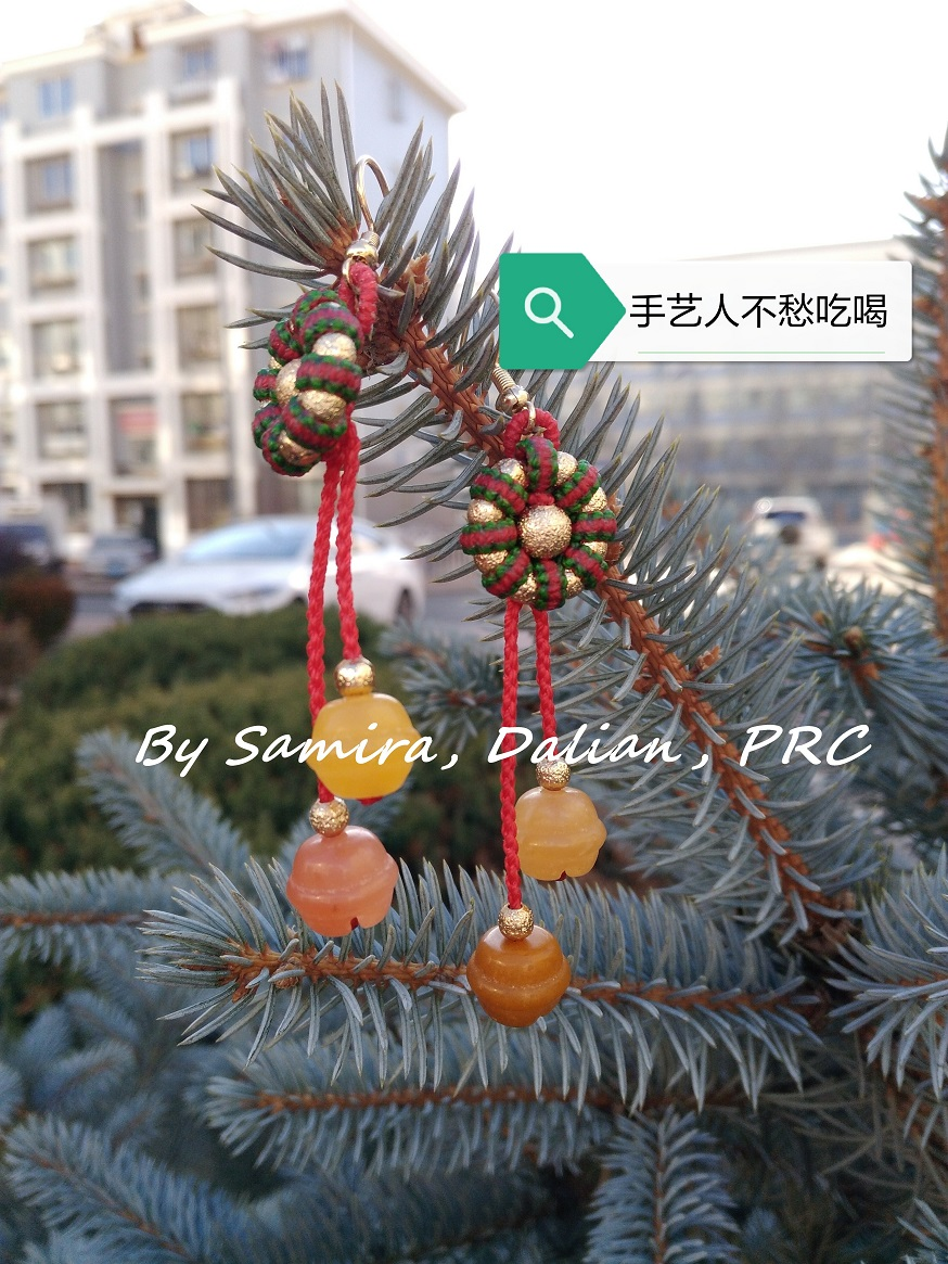中国结论坛 平结圣诞耳饰  图文教程区 191201vnrrfxifc2x0p0x9