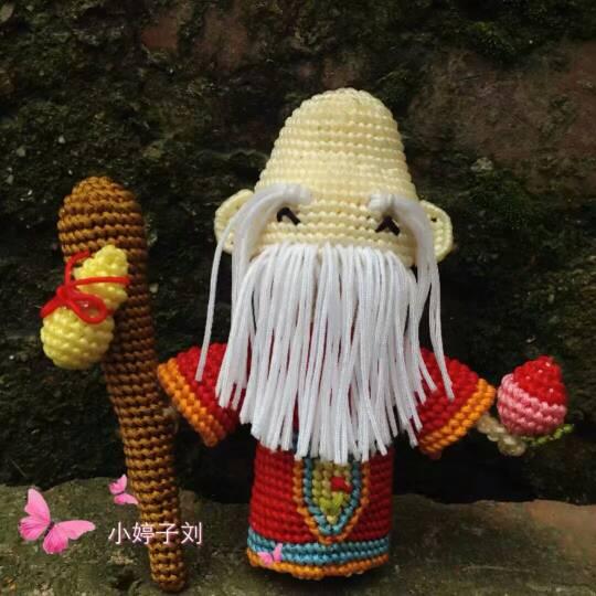 中国结论坛 福禄寿喜财五福临门  立体绳结教程与交流区