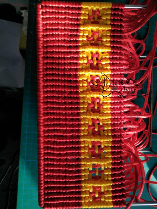 中国结论坛 仿轿子 这是一个为造福后面喜欢轿子的坛友的伪教程  立体绳结教程与交流区 170020g8gx888fxzxy08tu