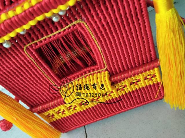 中国结论坛 仿轿子 这是一个为造福后面喜欢轿子的坛友的伪教程  立体绳结教程与交流区 170024seih7jcuc5hxog9q