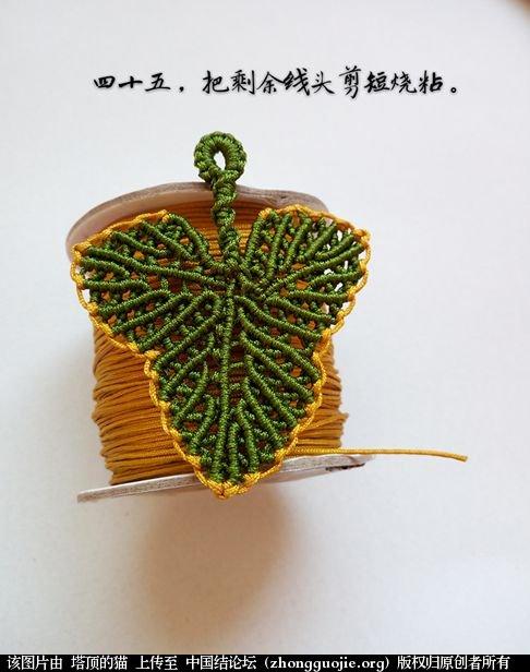 中国结论坛 茉莉花别针小教程  图文教程区 172817n75171soevltov7g