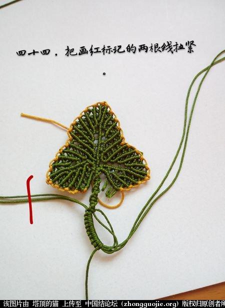 中国结论坛 茉莉花别针小教程  图文教程区 172817phm8yjxsppjppnps